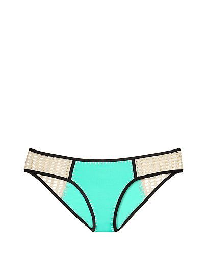 Купальник Victoria's Secret The Crochet Blue - MixBikini