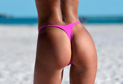Женские пляжные стринги массажер lefutur