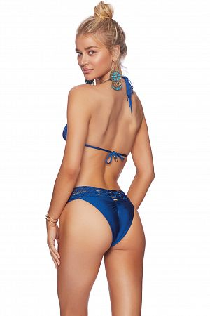 Купальник Beach Bunny Dakota Simi Blue - MixBikini
