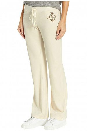 Брюки Juicy Couture Del Rey Velour Pants - MixBikini