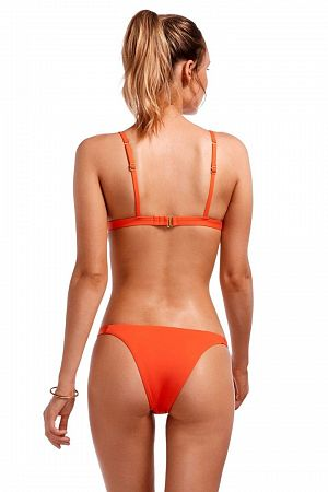 Купальник Vitamin A Moss Top Carmen Bottom - MixBikini