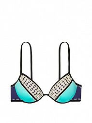 Купальник Victoria's Secret The Crochet Blue